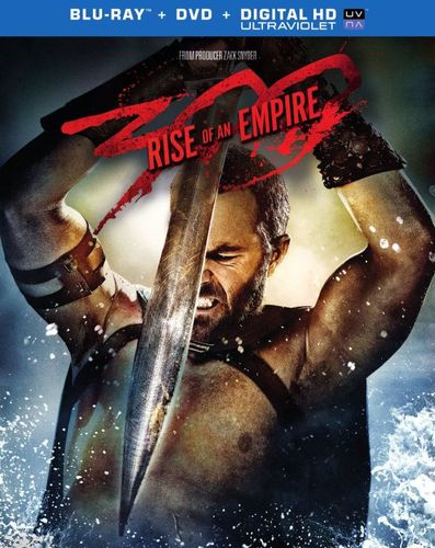 300: Rise of an Empire [2 Discs] [Includes Digital Copy] [UltraViolet] [Blu-ray/DVD] [2014] 5836383