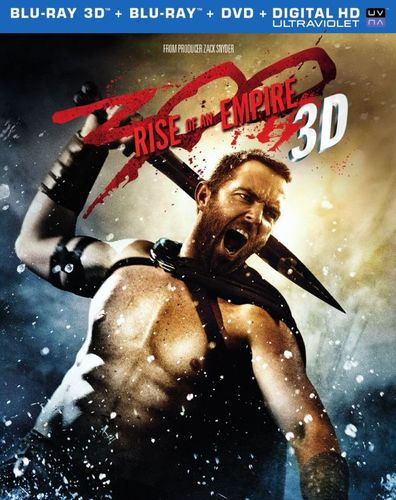 300: Rise of an Empire [3 Discs] [Includes Digital Copy] [UltraViolet] [3D] [Blu-ray/DVD] [Blu-ray/Blu-ray 3D/DVD] [2014] 5836425