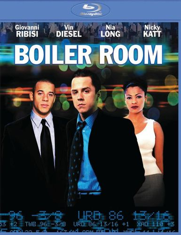 Boiler Room [Blu-ray] [2000] 5836489