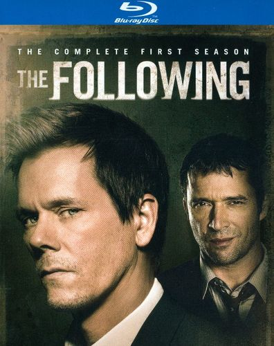 The Following: The Complete First Season [3 Discs] [Blu-ray] 5836498