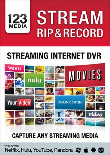 123 Media Stream Rip & Record - MacWindows