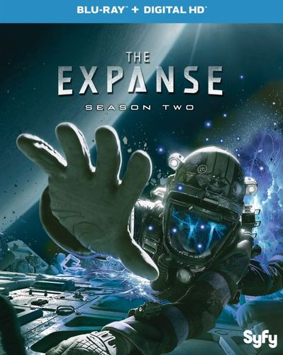 The Expanse: Season Two [Includes Digital Copy] [UltraViolet] [Blu-ray] [3 Discs] 5837816