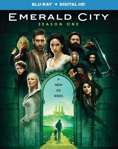 Emerald City: Season One [Includes Digital Copy] [UltraViolet] [Blu-ray] [3 Discs] 5837817