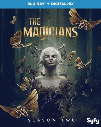 The Magicians: Season Two [Includes Digital Copy] [UltraViolet] [Blu-ray] [3 Discs] 5837819