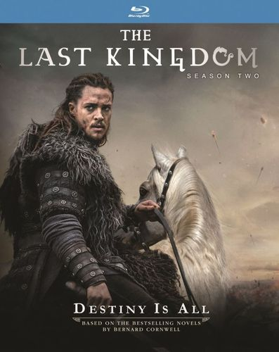 The Last Kingdom: Season Two [Blu-ray] [3 Discs] 5837820