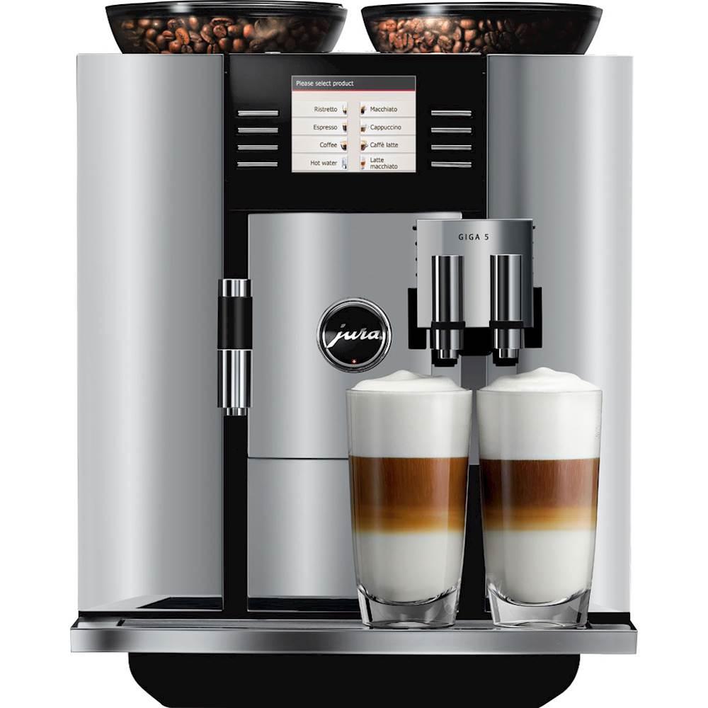 jura - GIGA 5 Espresso Maker/Coffeemaker - Aluminum 5838218