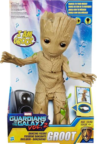Hasbro - Marvel Guardians of the Galaxy Vol.2: Dancing Groot 5839605