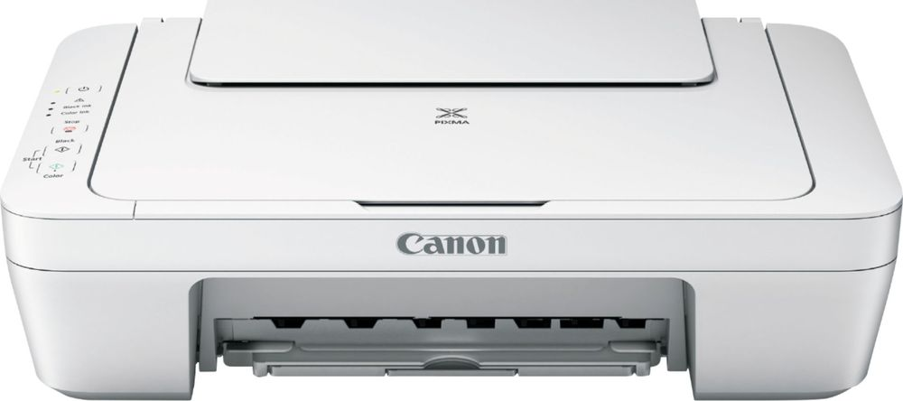 Canon 0727C042 PIXMA MG2522 All-In-One Printer White