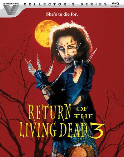 Return of the Living Dead 3 [Blu-ray] [1993] 5840917