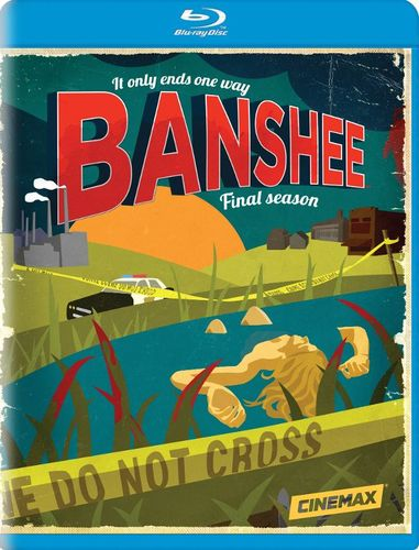 Banshee: Season 4 [Includes Digital Copy] [UltraViolet] [Blu-ray] [3 Discs] 5842618