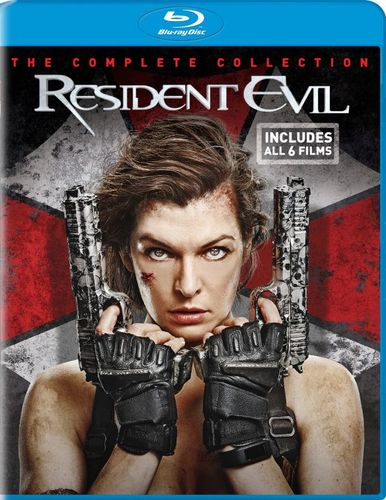 Resident Evil Collection [6 Discs] [Blu-ray] 5842704