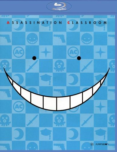 Assassination Classroom: Season Two - Part Two [Blu-ray] [4 Discs] 5843603