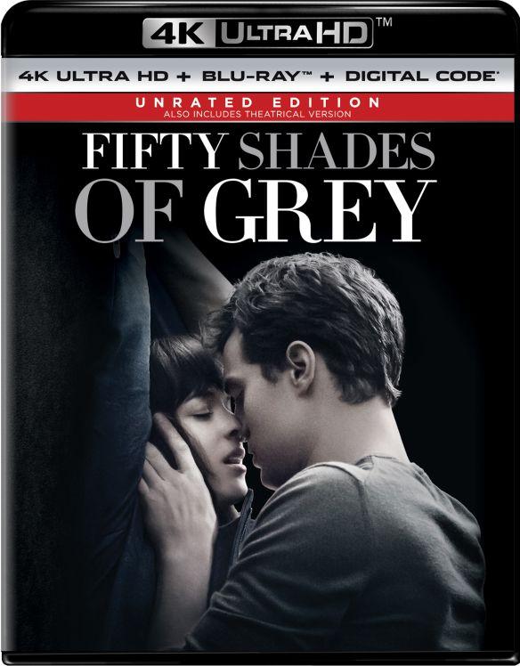 Fifty Shades of Grey [Includes Digital Copy] [UltraViolet] [4K Ultra HD Blu-ray] [2015] 5844005