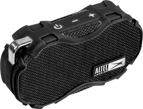 Altec Lansing - Baby Boom Portable Bluetooth Speaker - Black