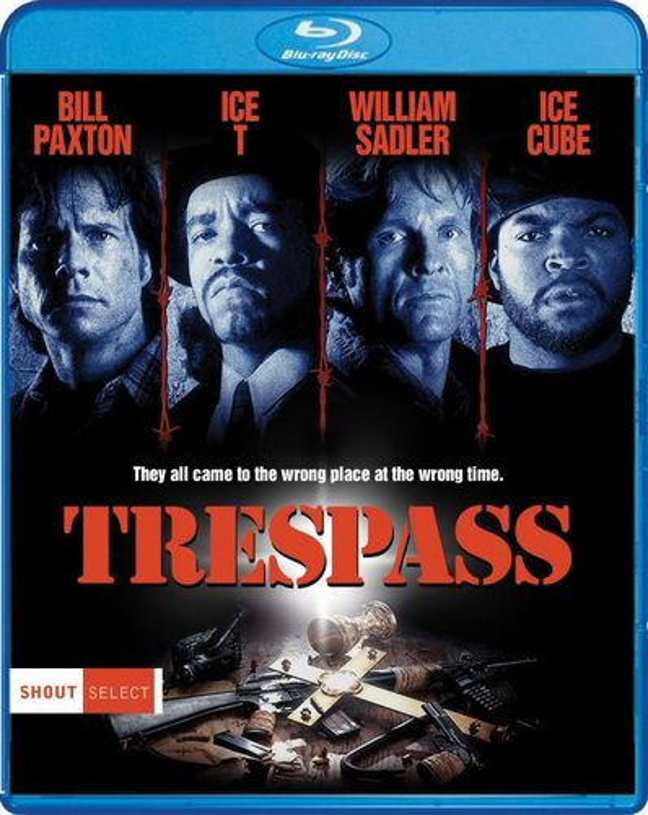 Trespass [Blu-ray] [1992] 5845138