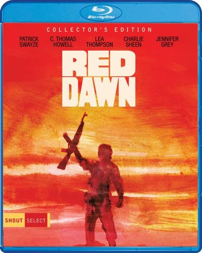 Red Dawn [Collector's Edition] [Blu-ray] [1984] 5845139