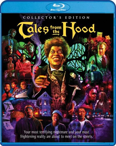 Tales from the Hood [Collector's Edition] [Blu-ray] [1995] 5845149