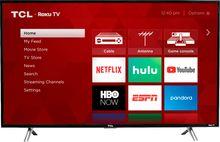 "TCL - 32"" Class (31.5"" Diag.) - LED - 720p - Smart - HDTV Roku TV"