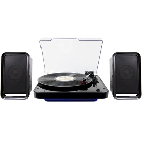 iLive - Bluetooth Stereo Audio System - Black
