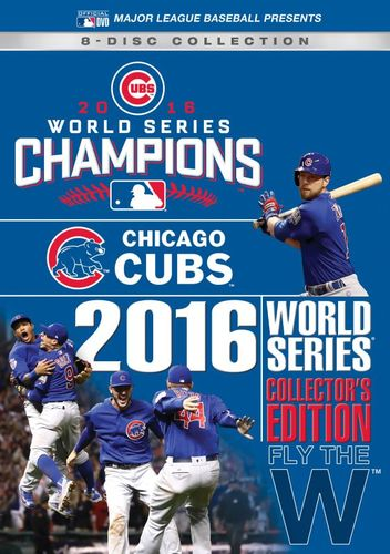 MLB: 2016 World Series Collector's Edition [DVD] [2016] 5848114