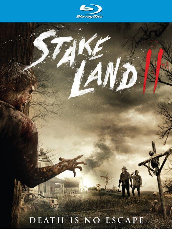 Stake Land 2 [Blu-ray] [2016] 5848118