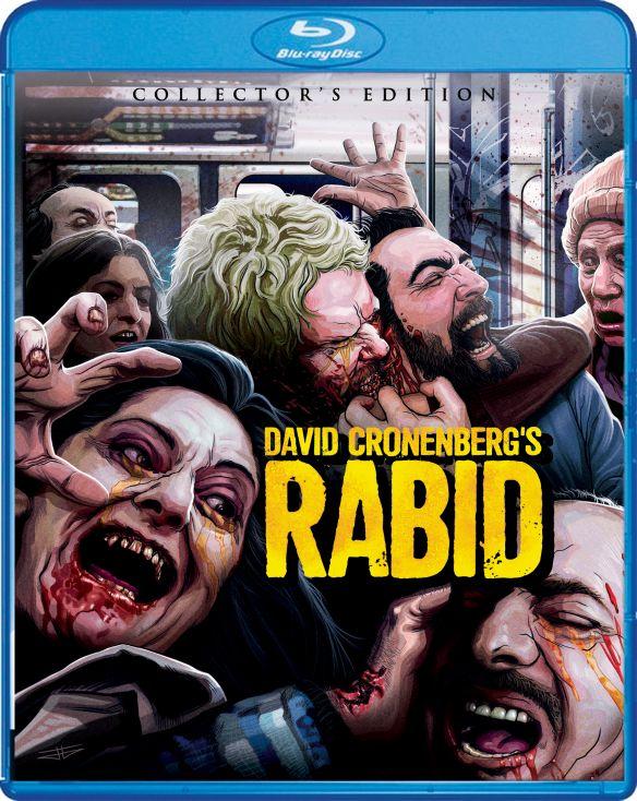 Rabid [Collector's Edition] [Blu-ray] [1977] 5848119