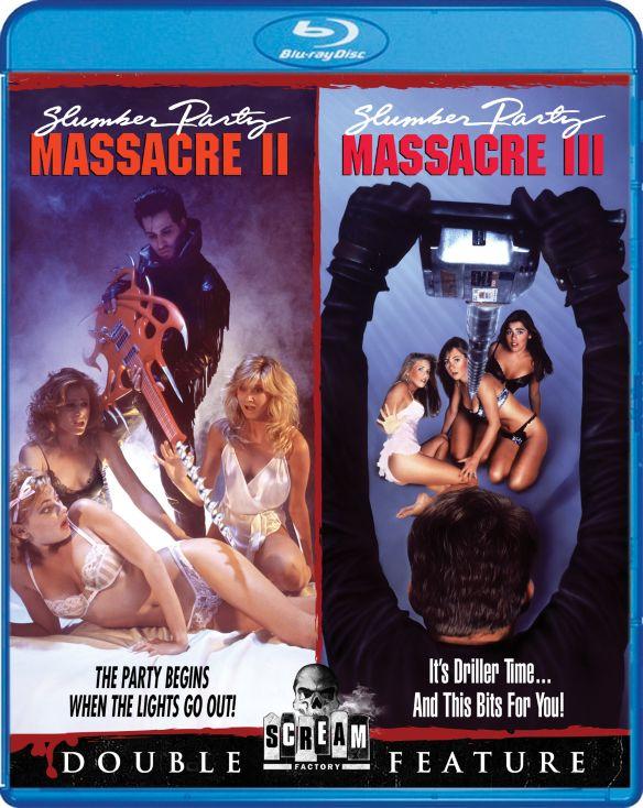Slumber Party Massacre II/Slumber Party Massacre III [Blu-ray] 5848121