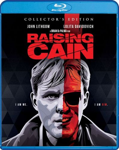 Raising Cain [Collector's Edition] [Blu-ray] [1992] 5848122