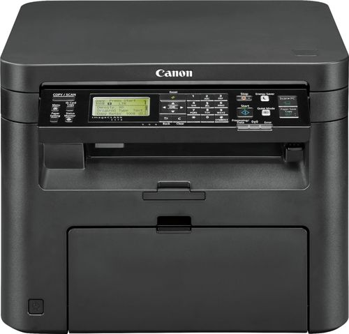 Canon - imageCLASS D570 Wireless Black-and-White All-In-One Printer