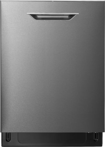 Insignia™ - 24u0022 Top Control Built-In Dishwasher - Stainless steel