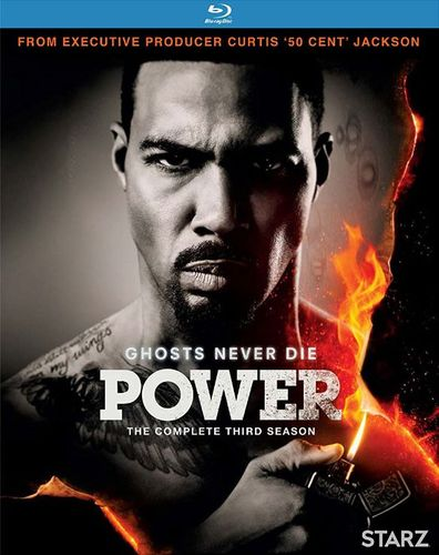 Power: Season 3 [Blu-ray] [3 Discs] 5849518