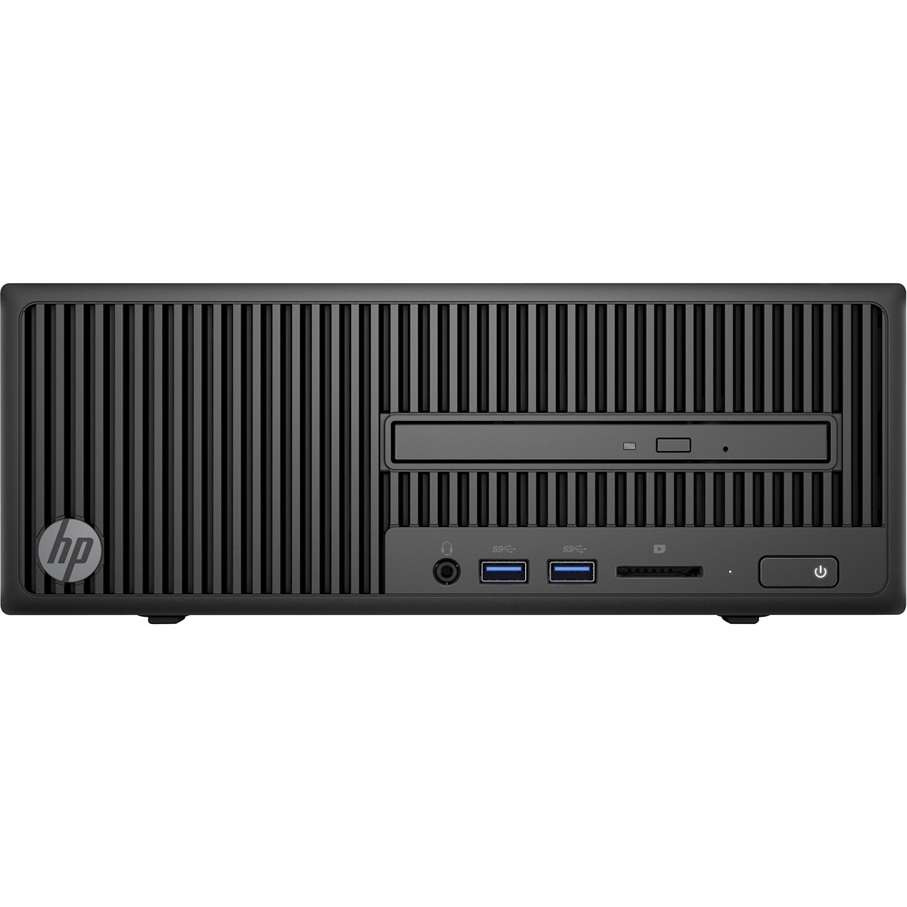 HP Desktop Intel Core i5 4GB Memory 500GB Hard Drive Black Z2H40UT