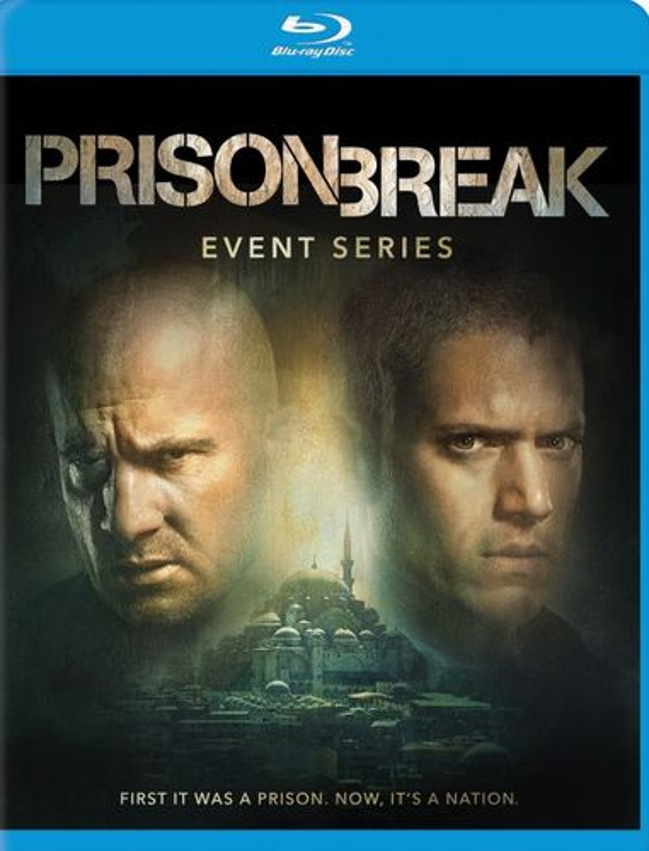 Prison Break: Resurrection - The Event Series [Blu-ray] 5850902
