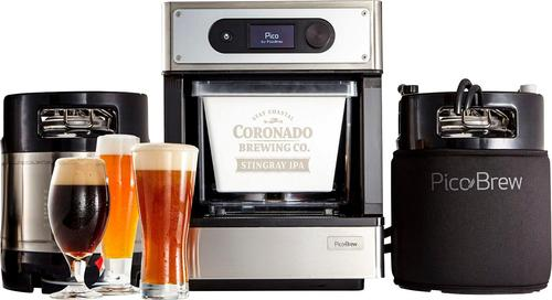 Picobrew - PicoPro Home Brewing System - Metal/Silver