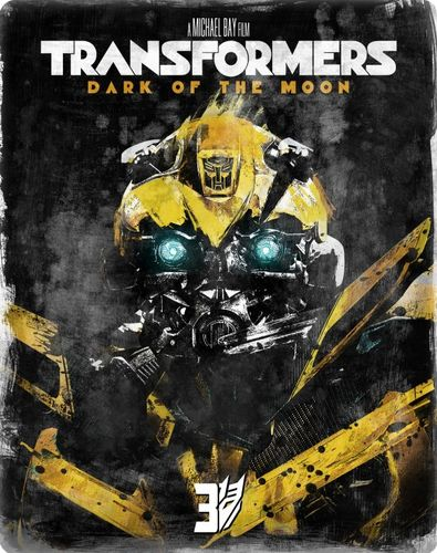 Transformers: Dark of the Moon [SteelBook] [Includes Digital Copy] [Blu-ray] [Only @ Best Buy] [2011] 5851305