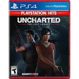 Uncharted: The Lost Legacy - PlayStation 4