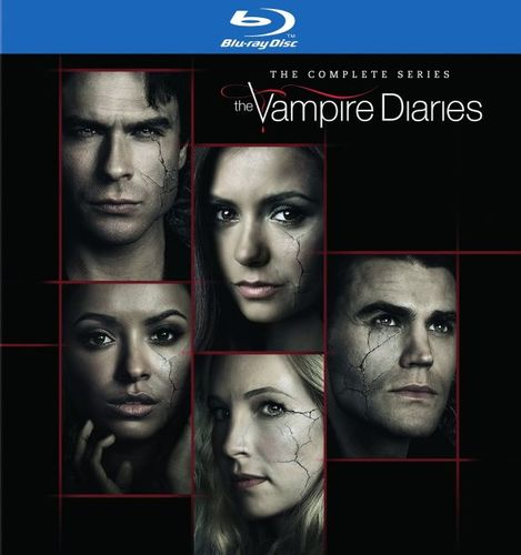 The Vampire Diaries: The Complete Series [Blu-ray] [30 Discs] 5851777