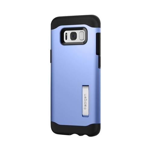Spigen - Slim Armor Case for Samsung Galaxy S8+ - Blue 5852413