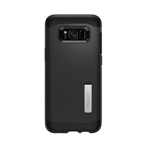 Spigen - Slim Armor Case for Samsung Galaxy S8 - Black 5852447