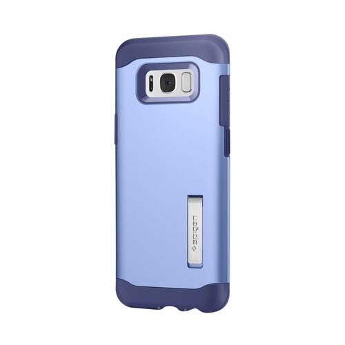 Spigen - Slim Armor Case for Samsung Galaxy S8+ - Violet 5852451