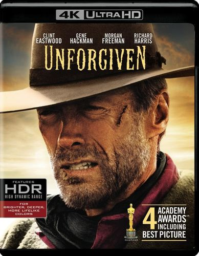 Unforgiven [Includes Digital Copy] [UltraViolet] [4K Ultra HD Blu-ray] [1992] 5852805