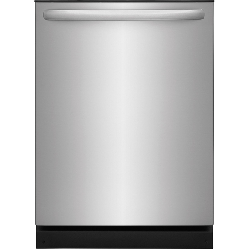 "Frigidaire - 24"" Built-In Dishwasher - Stainless steel"