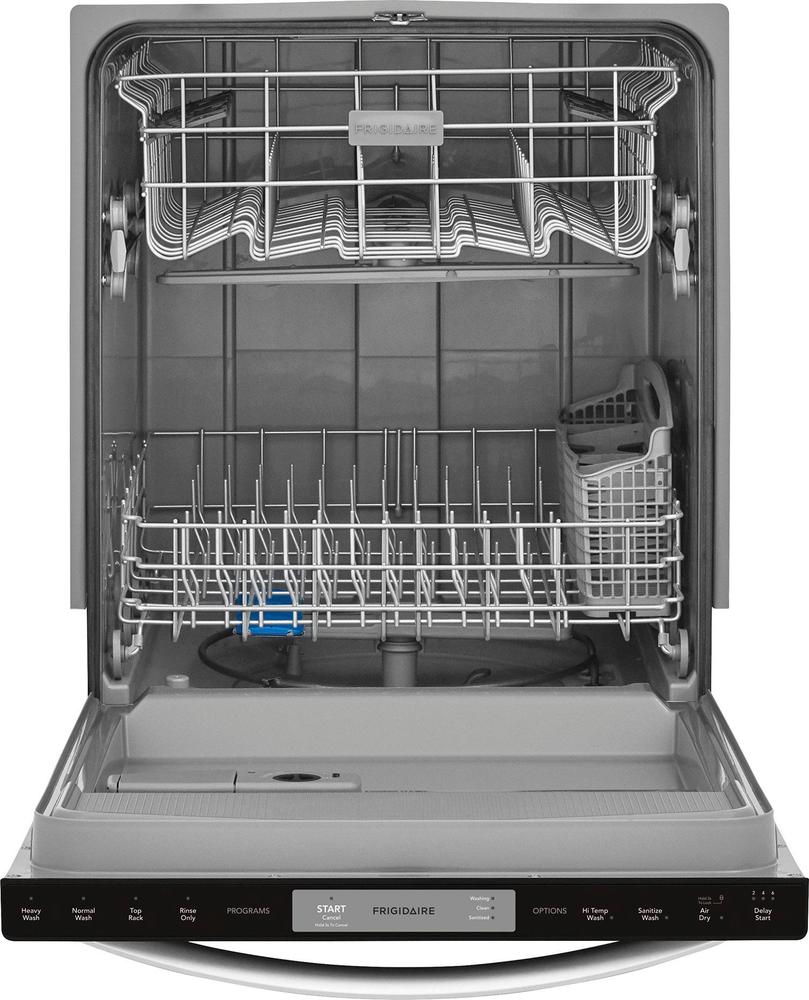 "Frigidaire FFID2426TS Gallery 24"" Built-In Dishwasher Stainless steel"