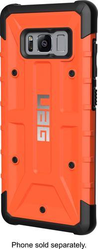 Urban Armor Gear - Pathfinder Series Soft Shell Case for Samsung Galaxy S8 - Rust 5854100