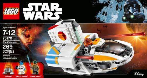 LEGO - Star Wars The Phantom 5854205