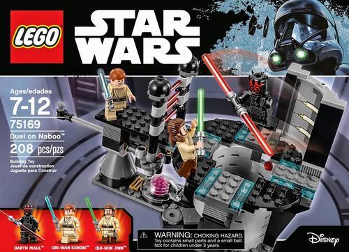 LEGO - Star Wars Duel on Naboo 5854216