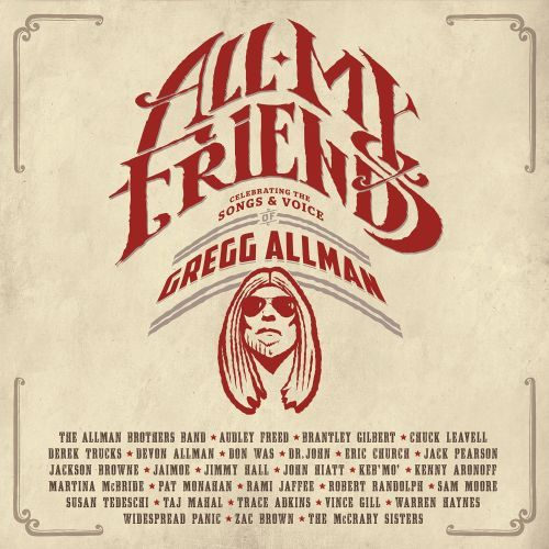 Image of All My Friends: Celebrating the Songs & Voice of Gregg Allman [Blu-Ray Disc]