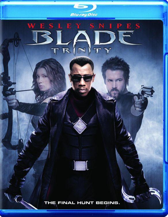 Blade: Trinity [Blu-ray] [2004] 5855281