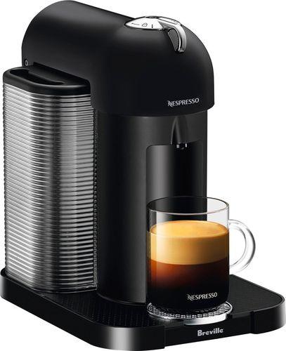 Nespresso - Vertuo Coffeemaker - Matt black 5855450