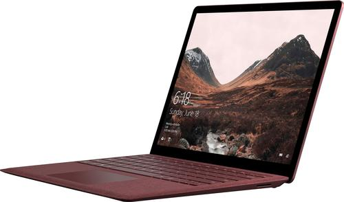 Microsoft Surface 13.5u0022 Touchscreen LCD Notebook (Burgundy) - Intel i7 (7th Gen) Dual-core (2 Core) - 16 GB RAM - 512 GB SSD - Windows 10 S